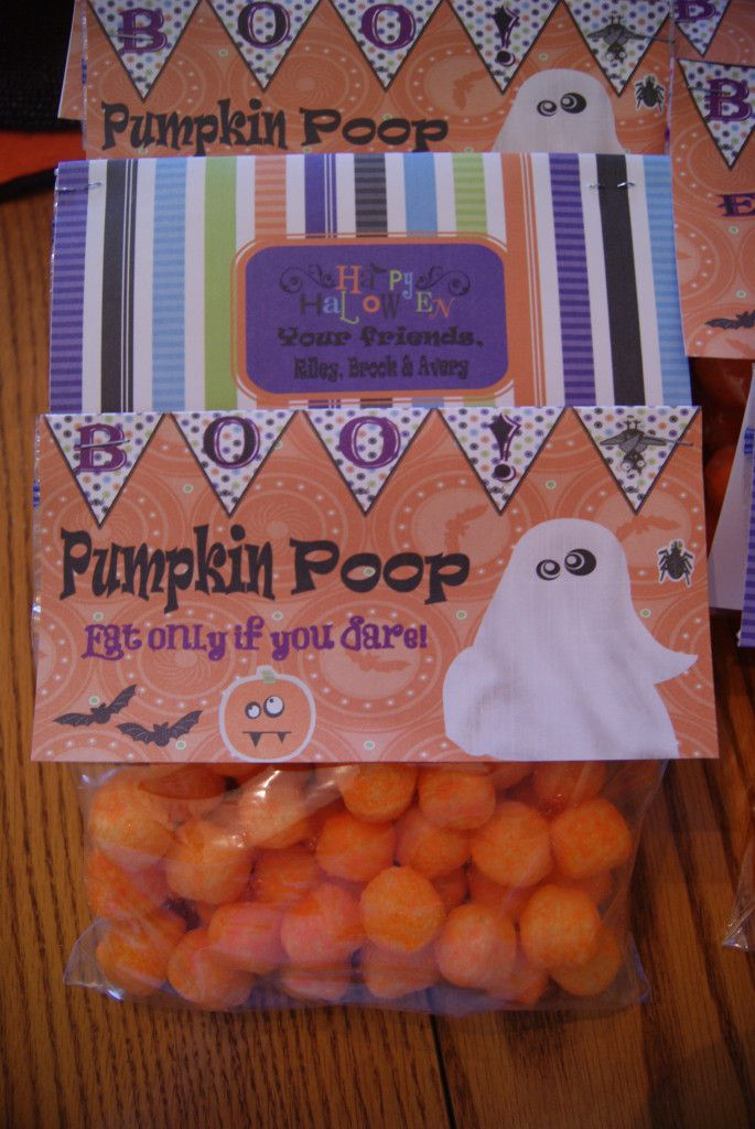 Use Cheese Balls to mkae this cute PArty Favor http://freesamples.us/