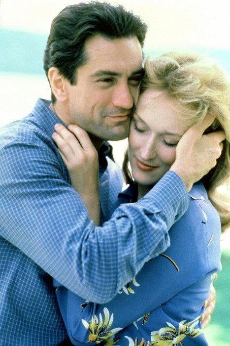 Robert DeNiro and Meryl Streep