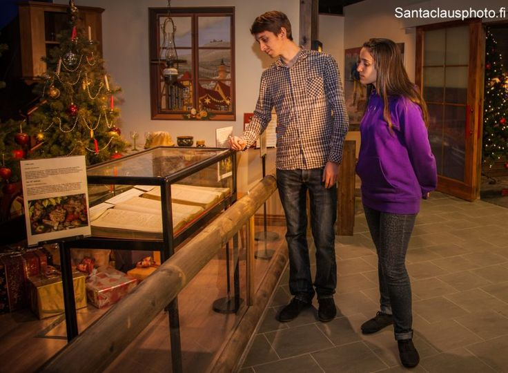 Discovering Christmas traditions around the World at our Christmas exhibition in…