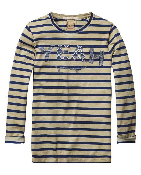 Denim Inspired T-Shirt