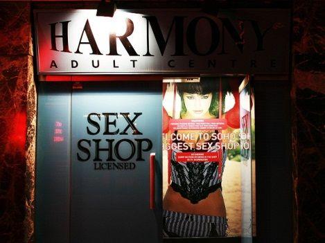 Soho London Sex 7