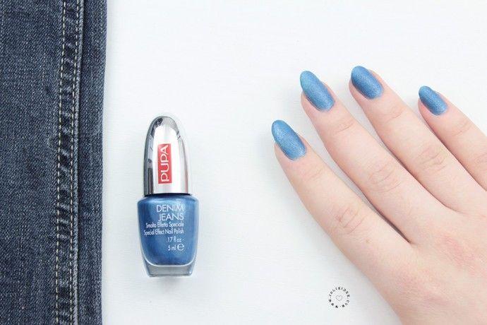 Smalti Denim Jeans Pupa - Review, Swatches e Tips #pupa #smalti #nail #nails #jeans