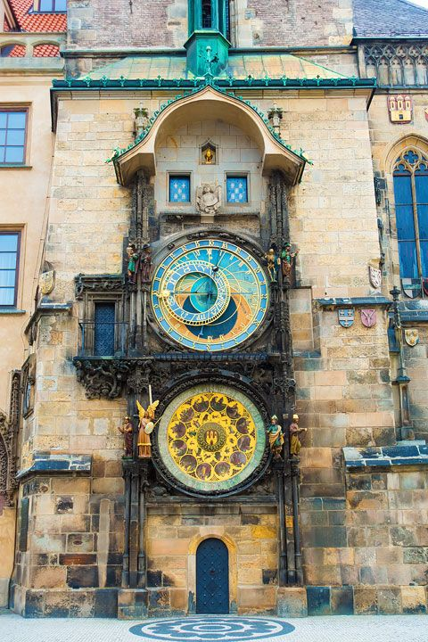Most beautiful, must-see sites in Prague