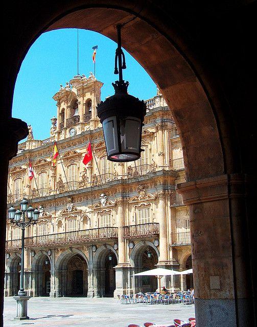 Old City of Salamanca