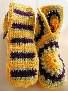 sleepers crochet patterns | make handmade, crochet, craft - did not think to do the bottoms as a rectangle