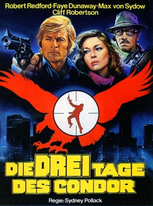 Die drei Tage des Condor / Three Days of the Condor (1975)