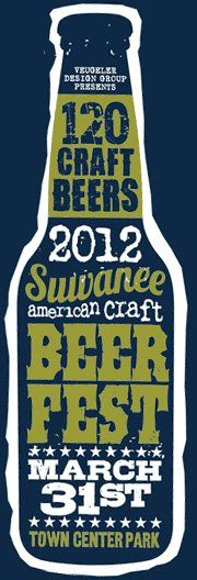 2nd Annual Suwanee American Craft Beer Festival  http://setthetrotline.com/2012/02/18/2nd-annual-suwanee-american-craft-beer-festival/