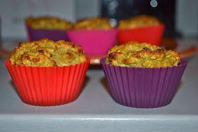 Ryskadockor: Brunch; Äppelmuffins, recept nummer två :)