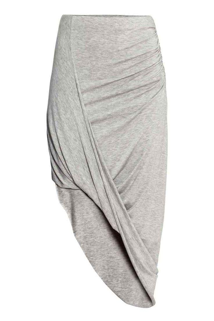 Jupe drapée | H&M