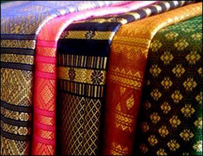 JP: Traditional Indonesia: songket palembang