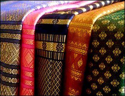 JP: Traditional Indonesia: songket palembang