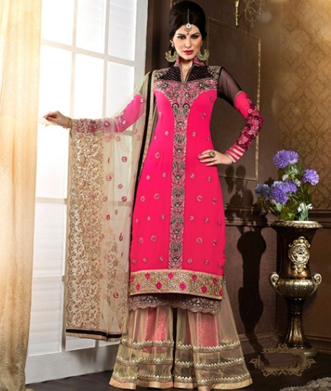 58 best Be a Celebrity wear Anarkali suit images on Pinterest ...
