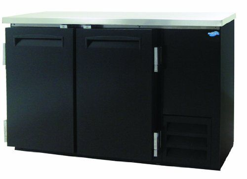 Back Bar Bottle Coolers, Refridgerant, 2 Doors with 4 Shelves, 14.5 Cubic Feet Commercial Bottle Coolers. Durable, reliable and long lasting.. Powerful Refrigeration, Industrial Grade. Made in the USA with Finest Materials. Product Warranty: One years parts and labor, additional four year compressor warranty.  #Fogel #BISS