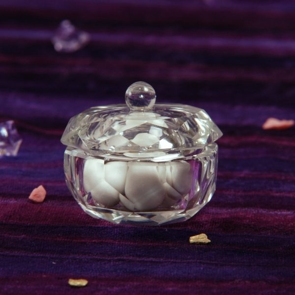 Marturie nunta bomboniera din cristal