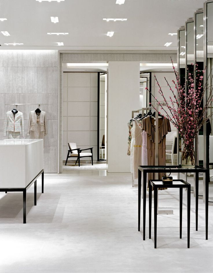 Holt Renfrew Couture Room