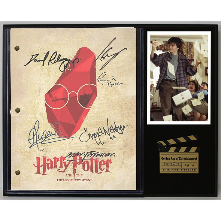 Harry potter the sorcerers stone limited edition
