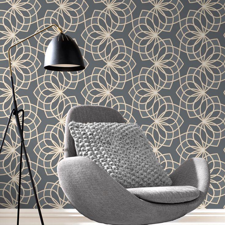 Apex Trellis Sidewall Wallpaper Copper: 1000+ Ideas About Glitter Wallpaper On Pinterest
