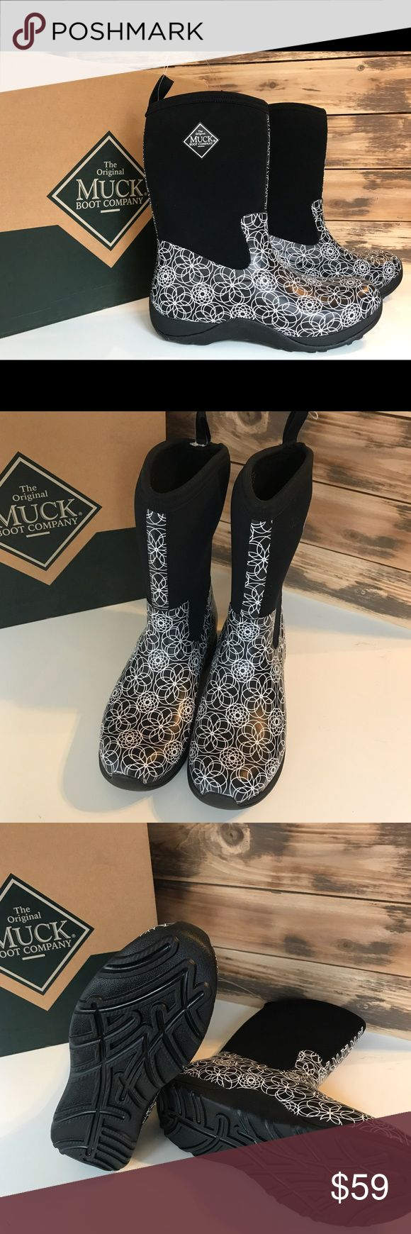 Brand New Muck Boots Brand New! The Original Muck Boot. Size 10 in women. The Original Muck Boot Company Shoes Winter & Rain Boots