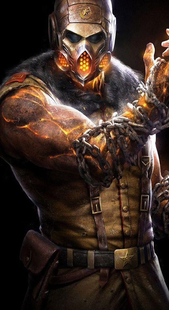 Mortal Kombat X Game HD Widescreen Wallpapers Free