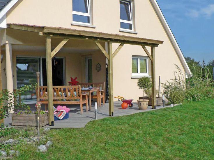 Toit de terrasse en bois, modèle MAYA httpwwwlapeyre  ~ Modele De Terrasse En Bois