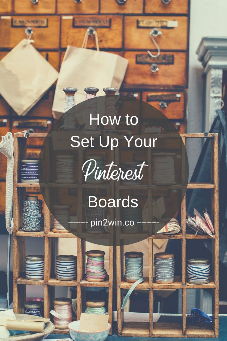 Unlock the secrets to getting more Pinterest traffic to your site. Follow these easy step-by-step instructions to set up your Pinterest boards the right way. Pinterest Help   Pinterest Marketing Tips Small Businesses   For more great Pinterest tips and Pinterest marketing guides on how to use Pinterest for business, visit https://pin2win.co.