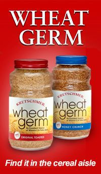 Kretschmer Wheat Germ Usage and Substitution Chart   Kretschmer Wheat Germ