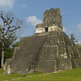Parque Nacional de Tikal. Civilização Maia. Reserva habitada entre os séculos 6º aC e 10º dC. Departamento de El Petén, Guatemala. Patrimônio Mundial da Humanidade/UNESCO.  Fotografia: ©Ko Hon Chiu Vincent.