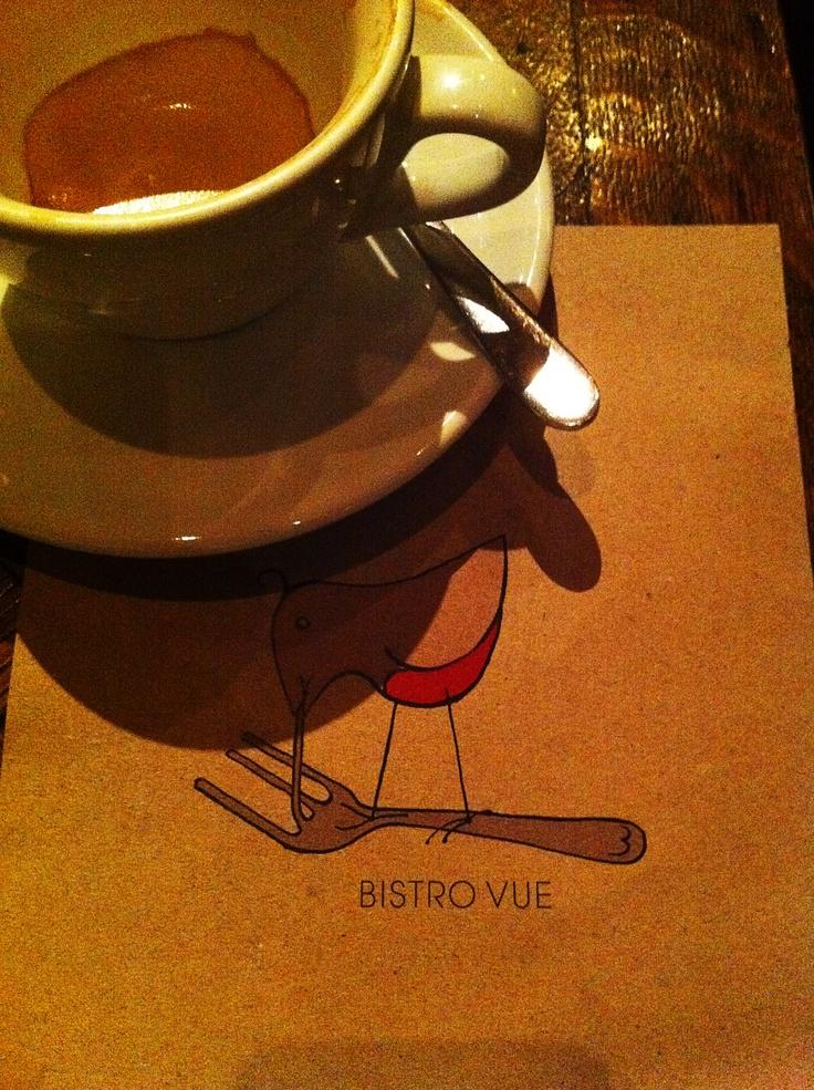 Bistro Vue, Address: 430 Little Collins St, Melbourne VIC 3000.