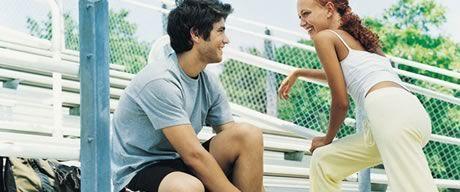 nonverbal flirting signs of men images men black