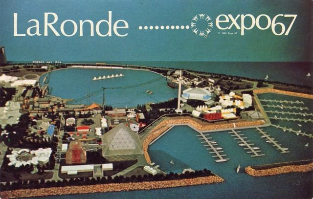 Expo 67 - Imagineering Disney -