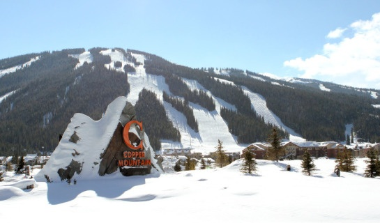 Copper Mountain, CO -- My favorite place to ski!