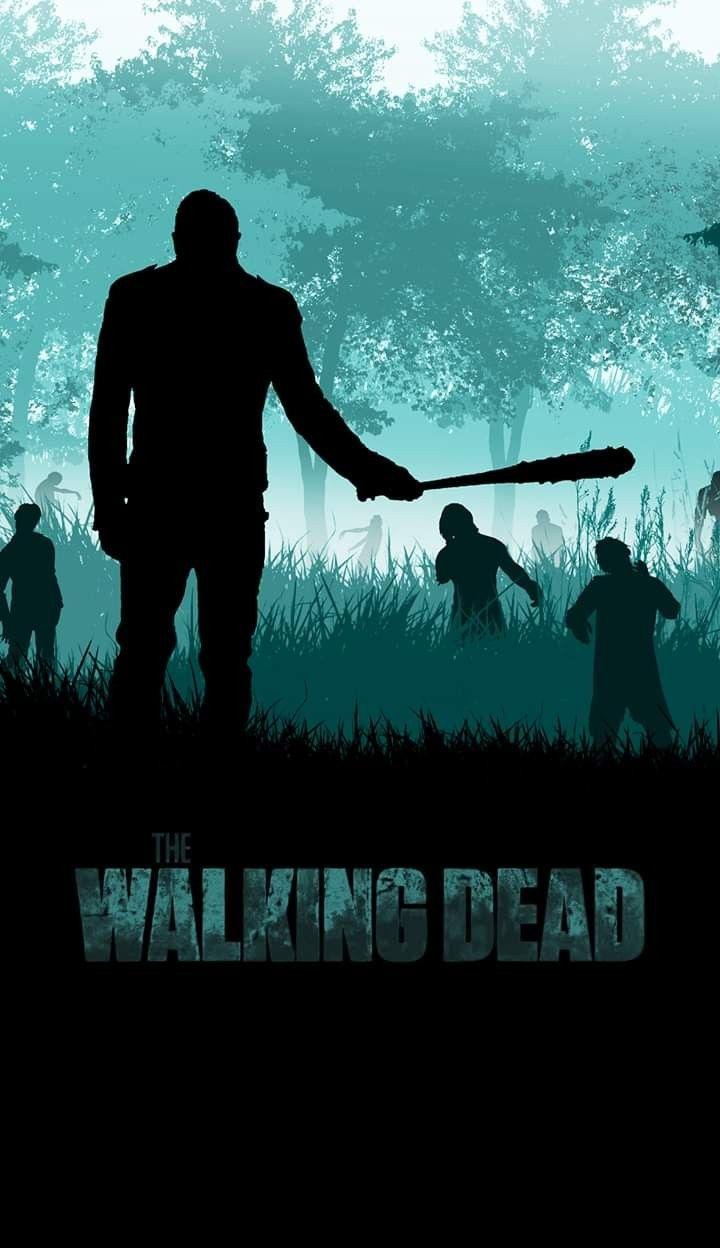 The Walking Dead Negan Wallpaper In 2020 Negan Walking Dead The Walking Dead Poster The Walking Dead