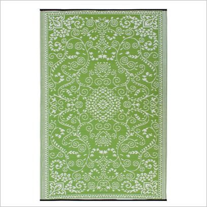 Murano Lime Outdoor Rug Fab Rugs