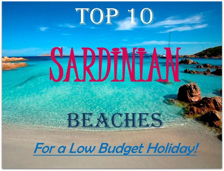 Do you love Sardinia and want to go there on holiday? Now it's time to book! Here is my definitive guide to the best beaches ever! Check it out :) http://www.keepcalmandtravel.com/top-ten-sardinian-beaches-for-a-low-budget-holiday/