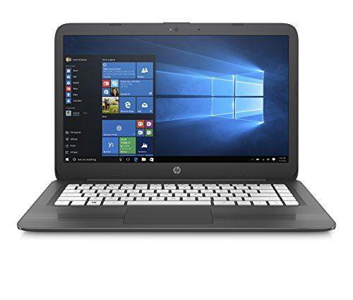 2018 HP Stream 14 Inch Laptop Computer Intel Celeron N3060 1.6GHz 4GB RAM 32GB SSD Windows 10 (Certified Refurbished)