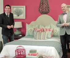 Get Inspired with HomeSense Home Decor Ideas Video on How to make a small bedroom look big