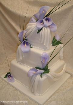 lavender calla lilies
