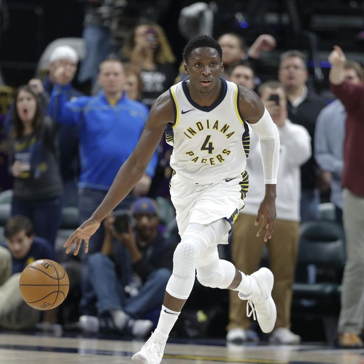 LeBron James Talks Victor Oladipo's Confidence After Pacers Snap Cavs Win Streak
