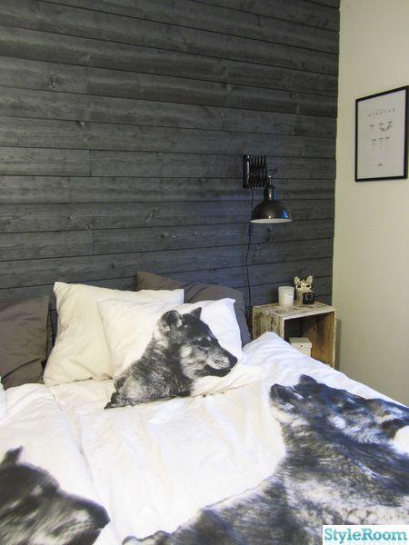 träpanel vägg grå - Sök på Google