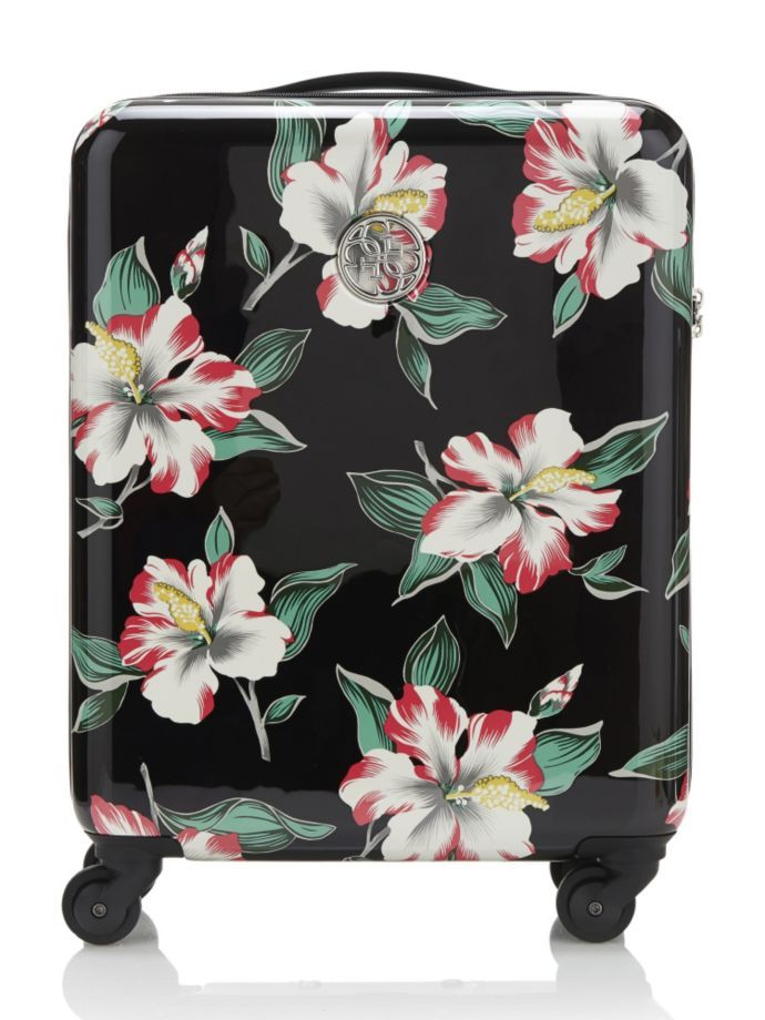 EUR150.00$  Watch here - http://vibjl.justgood.pw/vig/item.php?t=v3uni52627 - PIPER FLOWER PRINT TROLLEY