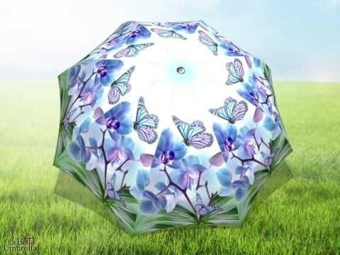 Butterflies Umbrella – La Bella Umbrella