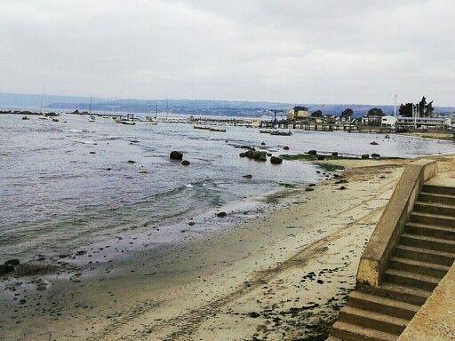 Playa de Algarrobo, Chile 2015