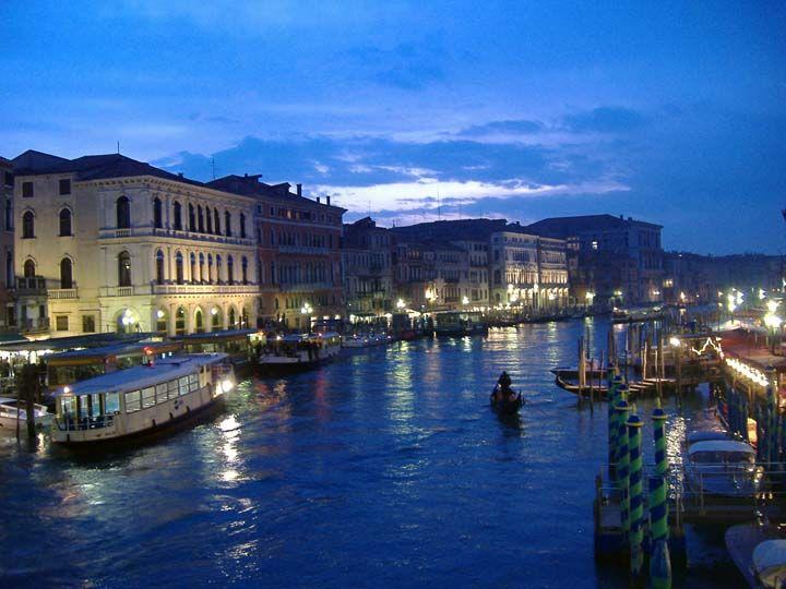 sail to Venice