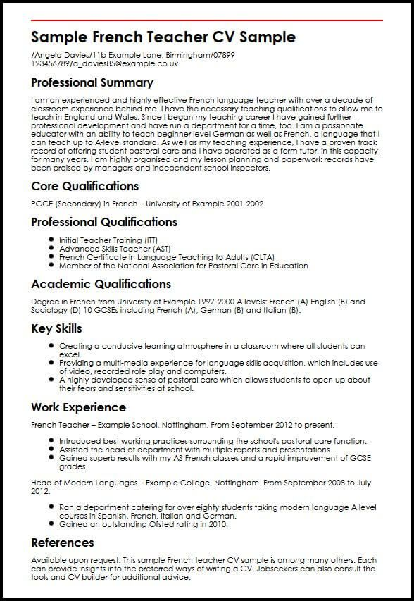 Creditcards1 Net Nbspcreditcards1 Resources And Information Teaching Resume Teacher Resume Template Teacher Resume Examples