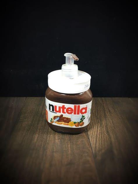 Nutella-Seife. Für etwas Spaß beim Händewaschen. | Nutella