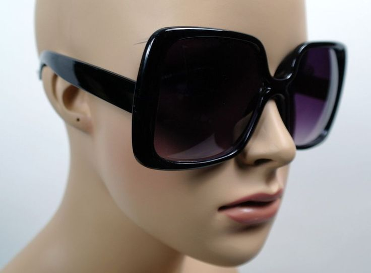 10 Stylish Black Sunglasses For Different Faces Styles