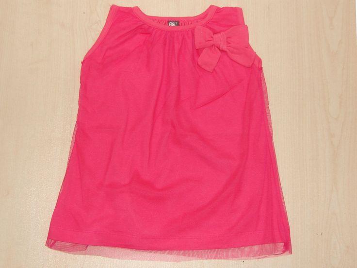 Cigit Kız Bebe Elbise - Ecrin Çocuk & İç Giyim