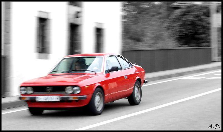 1979 Lancia Beta Coupé