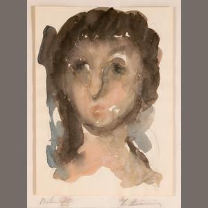 Fraline Bild, c1926-1930, George Bouzianis