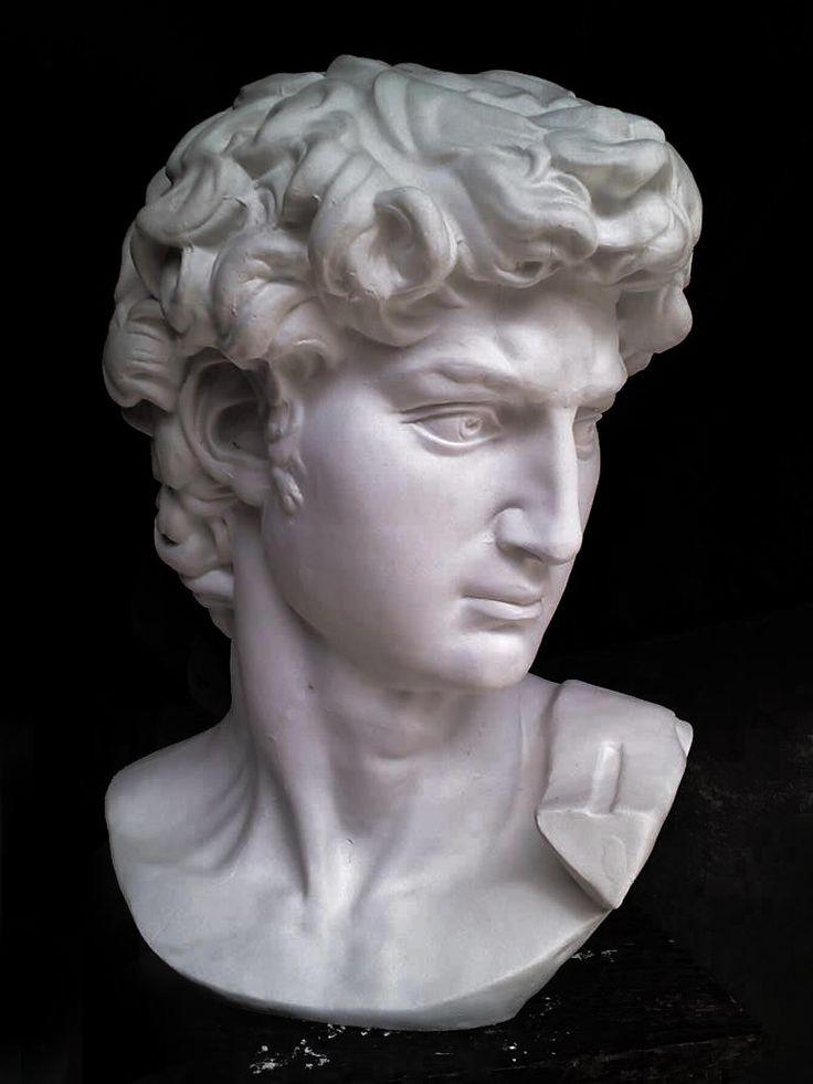 Картинки головы скульптуры